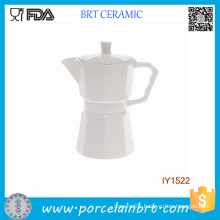 Innovate Separable White Porcelain Coffee Pot